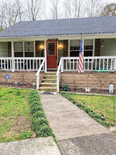 Soddy Daisy Single Family Home For Sale: 11053 Old Dayton Pike