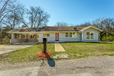 Chattanooga Single Family Home For Sale: 616 Shannon Ave
