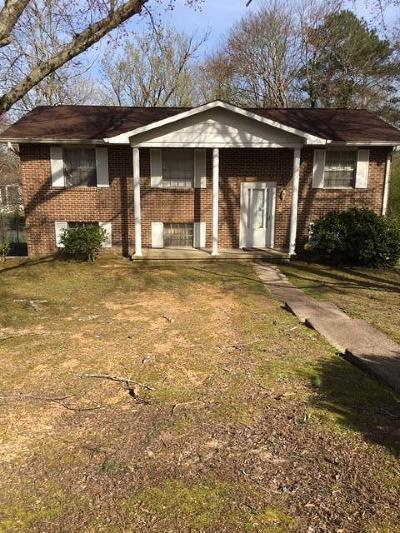 Rossville Single Family Home Contingent: 195 Greens Lake Cir