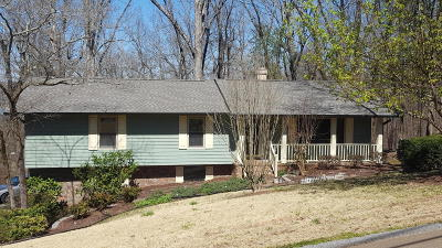 Hixson Single Family Home For Sale: 7714 Ridge Bay Dr