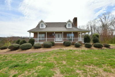 Single Family Home For Sale: 129 County Road 609