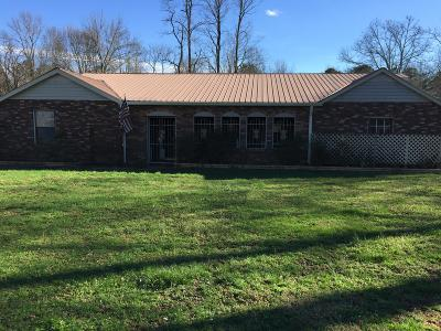 Single Family Home For Sale: 852 County Rd 250