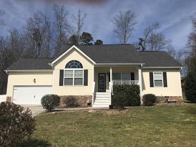 Ringgold Single Family Home Contingent: 434 Southern Dr