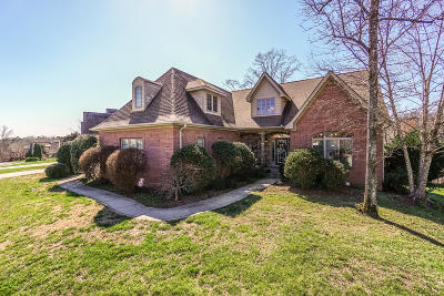 Ooltewah Single Family Home For Sale: 3021 Reflection Ln