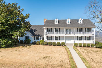 Rossville Single Family Home For Sale: 333 S Mission Ridge Dr