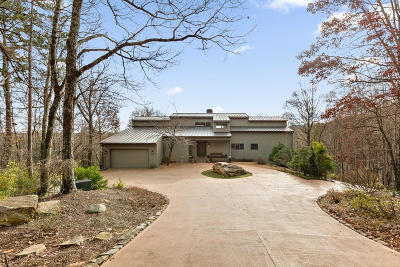 Signal Mountain Single Family Home For Sale: 1544 Greer Ln