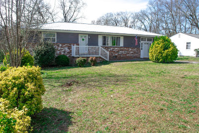 Rossville Single Family Home Contingent: 207 Champion Rd