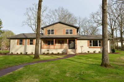 Chattanooga Single Family Home For Sale: 2304 Guinevere Pkwy