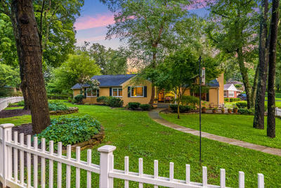 Chattanooga Single Family Home For Sale: 1713 Ashton St