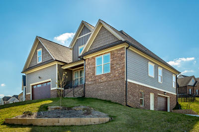 Ooltewah Single Family Home Contingent: 8898 McKenzie Farm Dr