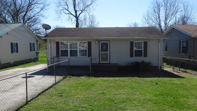 Rossville Single Family Home For Sale: 114 Spruce St