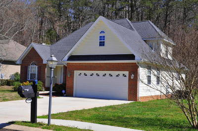 Soddy Daisy Single Family Home For Sale: 12198 Tobacco Rd