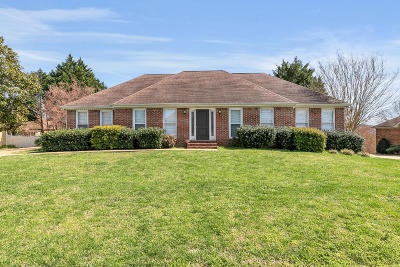 Chattanooga Single Family Home For Sale: 306 Shadow Walk Dr