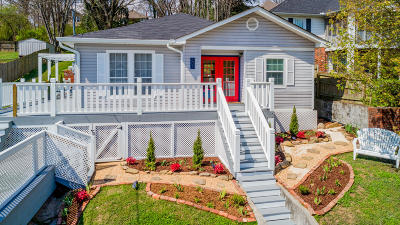 Chattanooga Single Family Home For Sale: 601 Lytle St