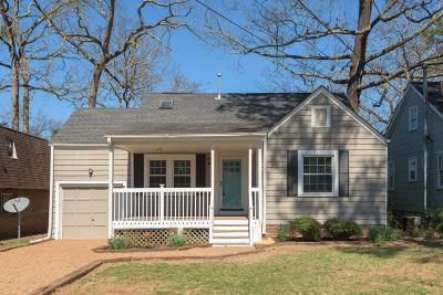 Chattanooga Single Family Home For Sale: 5209 Sunbeam Ave