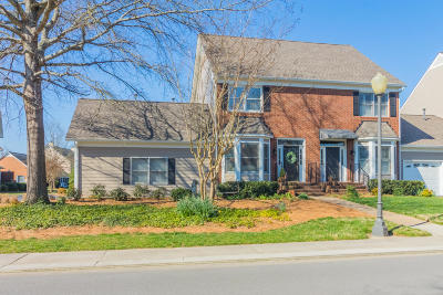 Chattanooga Townhouse For Sale: 1506 Heritage Landing Dr