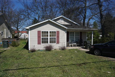Chattanooga Single Family Home For Sale: 1505 E 50th St