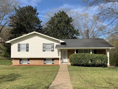 Chattanooga Single Family Home For Sale: 4007 Meadow Ln