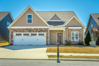 Hixson Single Family Home For Sale: 5515 Seagrove Ln