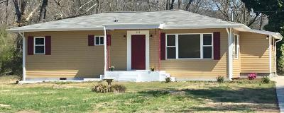 Soddy Daisy Single Family Home Contingent: 213 Housley Rd