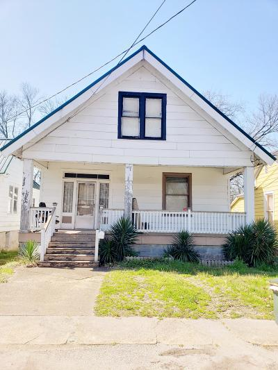 Chattanooga Single Family Home Contingent: 1605 S Orchard Knob Ave