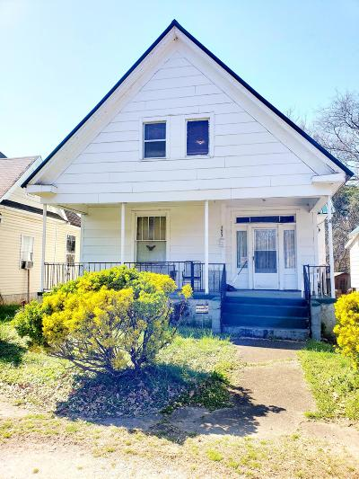 Chattanooga Single Family Home Contingent: 1607 S Orchard Knob Ave