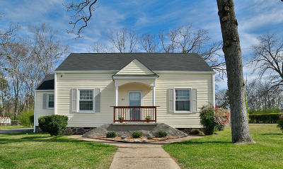 Chattanooga Single Family Home Contingent: 418 Friar Rd