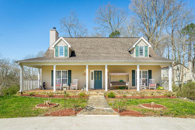 Birchwood Single Family Home Contingent: 14230 Bluffview Dr