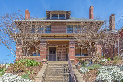 Chattanooga Single Family Home For Sale: 1901 Chamberlain Ave