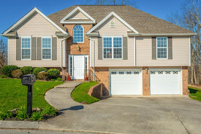 Ooltewah Single Family Home Contingent: 6900 Glen Cove Rd