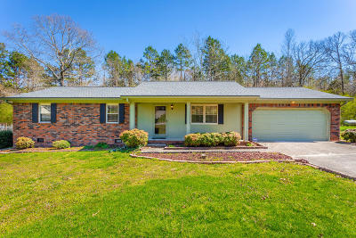 Ooltewah Single Family Home For Sale: 8213 Rolling Stone Ln