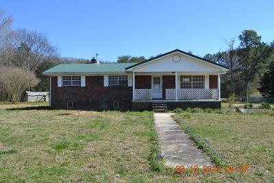 Bledsoe County Single Family Home For Sale: 14910 Old State Highway 28 Hwy
