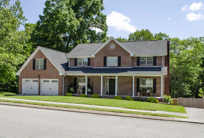 Ooltewah Single Family Home For Sale: 4026 Timber Trace Dr
