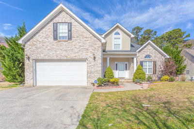 Ooltewah Single Family Home For Sale: 7648 Prince Dr