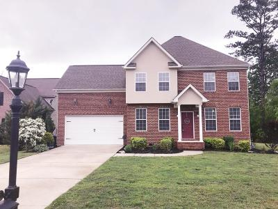 Chattanooga Single Family Home For Sale: 1815 Clear Brook Ct