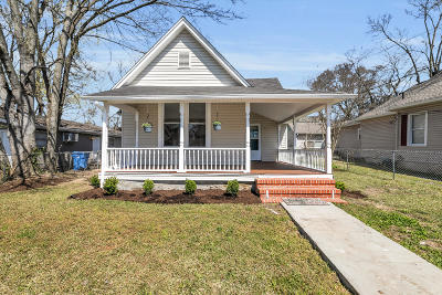 Chattanooga Single Family Home Contingent: 1511 Vance Ave