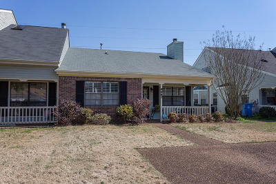 Chattanooga Townhouse For Sale: 6587 Hickory Meadow Dr