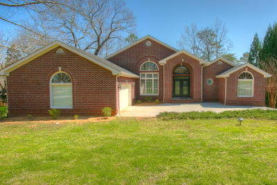 Ooltewah Single Family Home Contingent: 5514 Mill Stone Dr
