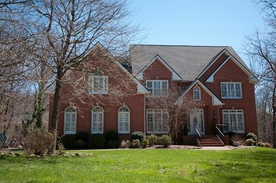 Signal Mountain Single Family Home Contingent: 2436 Fox Run Dr