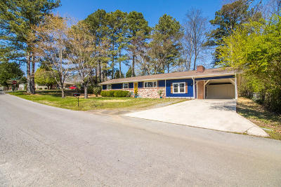 Single Family Home For Sale: 2212 Hickory View Pl