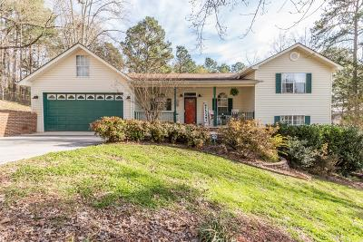 Ringgold Single Family Home Contingent: 144 Snyder Cir