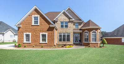 Ringgold Single Family Home Contingent: 204 Champagne Cir