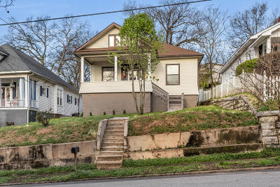 Chattanooga Single Family Home For Sale: 307 Crewdson St