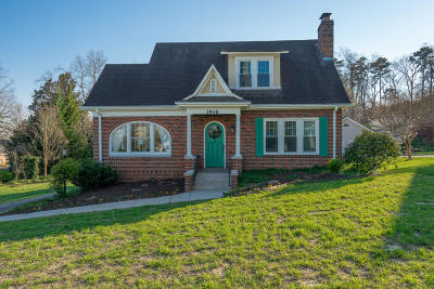 Chattanooga Single Family Home Contingent: 3916 Sunbeam Ave