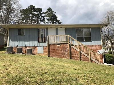 Chattanooga Multi Family Home For Sale: 729 Davis Ave