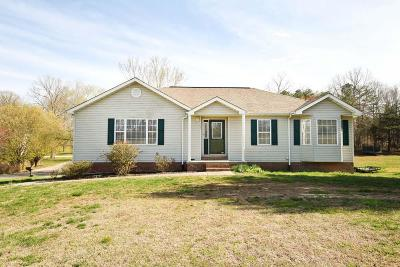 Athens Single Family Home For Sale: 102 Co Rd 7001