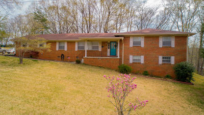 Chattanooga Single Family Home Contingent: 140 Douglas Dr