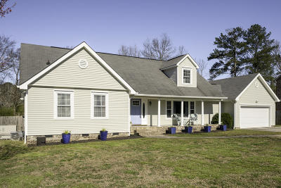 Chattanooga TN Single Family Home For Sale: $283,500