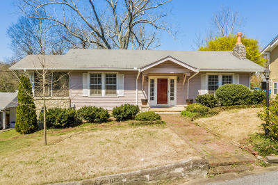 Chattanooga Single Family Home For Sale: 3303 Alta Vista Dr