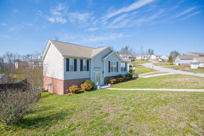 Soddy Daisy Single Family Home For Sale: 1853 Coffee Tree Ln
